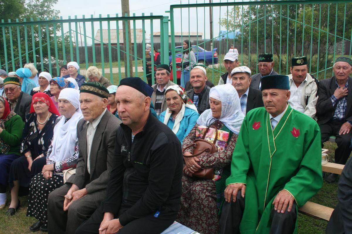 Поздравление главы района с юбилеем мечети