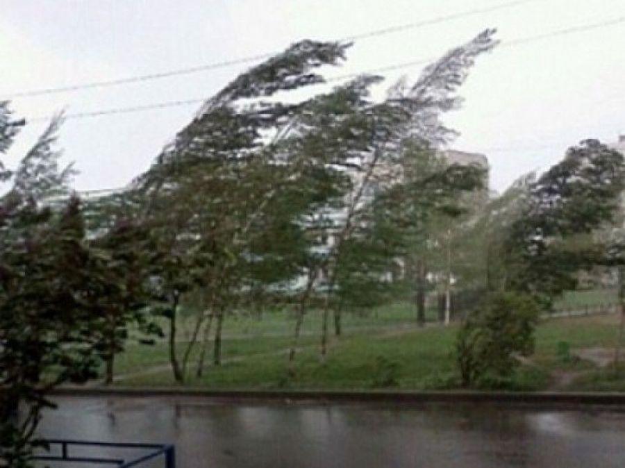 Сильный ветер игрозы придут вЧелябинскую область
