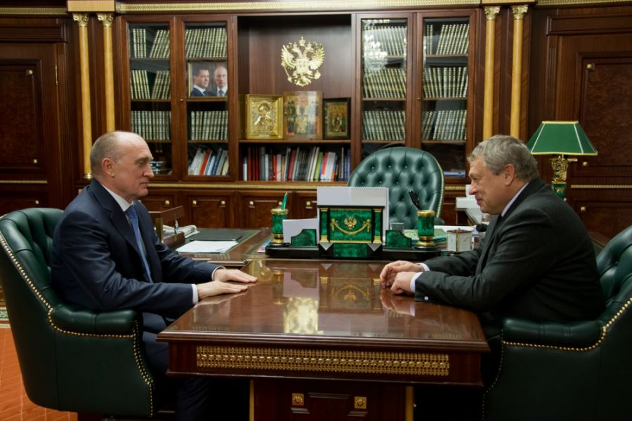 Делегация Челябинской области работает вКыргызской Республике